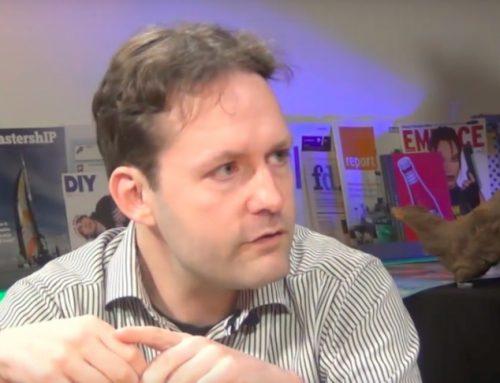 """Bas Wisselink (NXT Foundation): """"Blockchain is veel meer dan Bitcoin"""""""